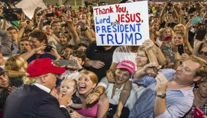 ترامب نتاج شعبوية أمريكية راسخة