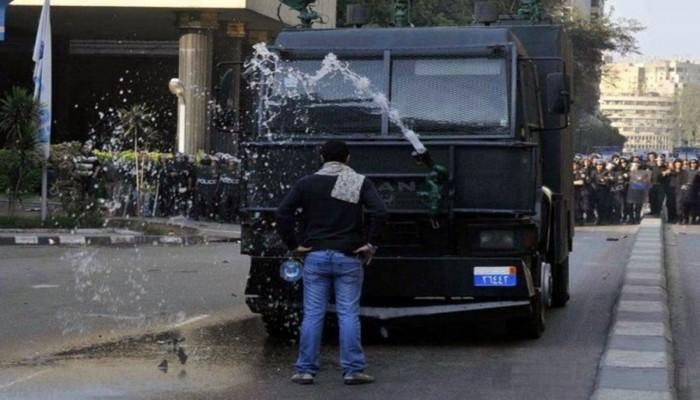 مغردون مصريون يتوعدون السيسي بجمعة الغضب