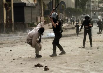 الأمن المصري يفض تظاهرات تطالب بإسقاط السيسي