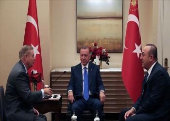 أردوغان يستقبل السيناتور الأمريكي غراهام في نيويورك