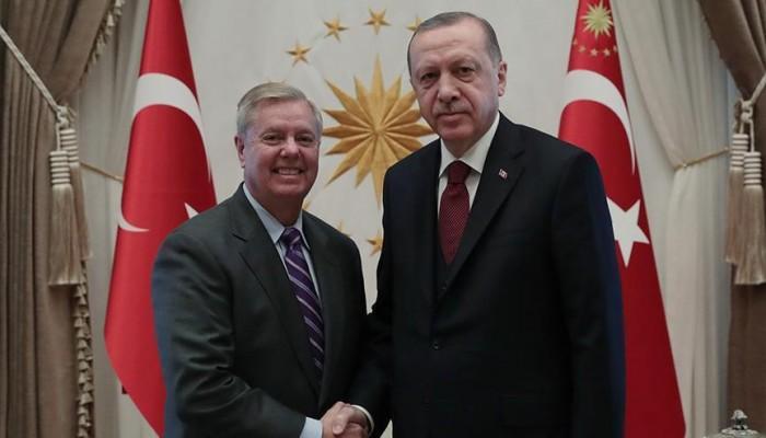 سيناتور مقرب من ترامب: نحاول إعادة تركيا إلى برنامج إف-35