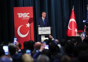 أردوغان يتعهد بمواصلة البحث عن حق مرسي وخاشقجي