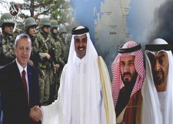 الصراع التركي السعودي ودور قطر