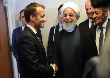 فرنسا تدعو إيران وأمريكا للحوار خلال شهر من الآن