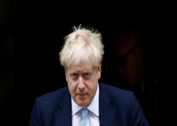 جونسون سيطلب إرجاء خروج بريطانيا من الاتحاد الأوروبي