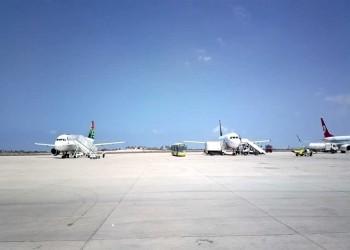 الوفاق الليبية: طيران إماراتي مسير قصف مطار مصراتة
