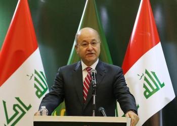 صالح يأمر بالتحقيق في استهداف وسائل إعلام ببغداد