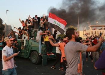 اغتيال الناشط العراقي حيدر الساعدي برصاص قناصة