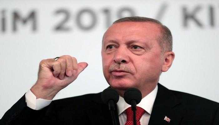 أردوغان يعلن بدء انسحاب القوات الأمريكية من شمال سوريا