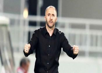 بلماضي يتوقع نجاح قطر في تنظيم مونديال 2022