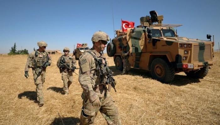 سوريا الديمقراطية تطالب بمنطقة حظر طيران لحمايتها من القصف التركي