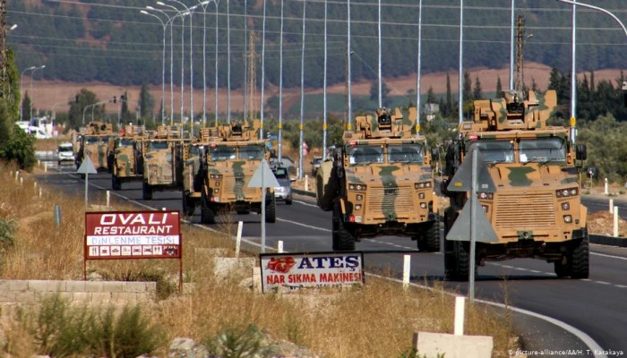 دول أوروبية ترفض الحملة التركية على شمالي سوريا