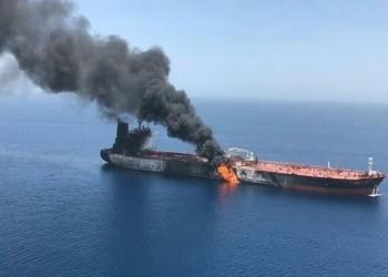 انفجار بناقلة إيرانية قرب ميناء جدة.. وتسرب نفطي بالبحر الأحمر