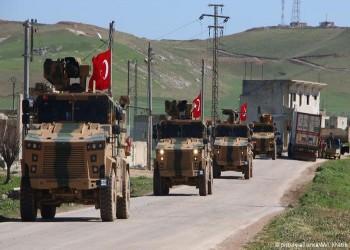 الدفاع التركية تنفي استهداف قوات أمريكية شمالي سوريا