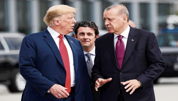 ليس لأمريكا مصالح فى سوريا
