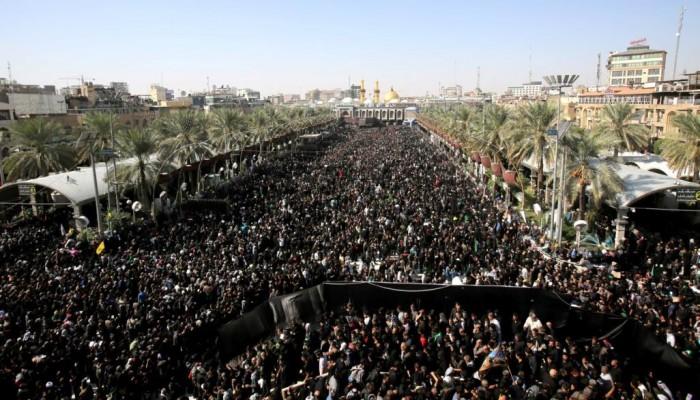 وفاة 49 زائرا إيرانيا لأربعينية الحسين بالعراق