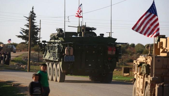 قوات أمريكية تخلي نقطة جديدة لها بشمالي سوريا