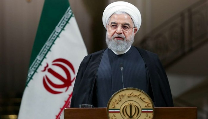 روحاني: إيران ستواصل تقليص التزاماتها بالاتفاق النووي