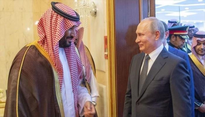 بوتين وبن سلمان يترأسان اجتماع اللجنة الاقتصادية بين البلدين