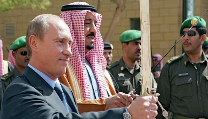 رويترز: زيارة بوتين للسعودية تبرز نفوذه المتزايد بالشرق الأوسط