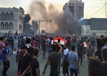 القضاء العراقي يأمر بتوقيف ضابطين لصلتهما بمقتل متظاهرين