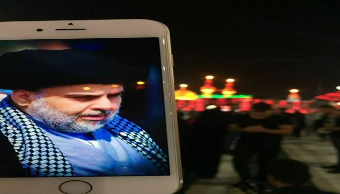 العراق.. مقتدى الصدر يدعو للتظاهر خلال أربعينية الحسين
