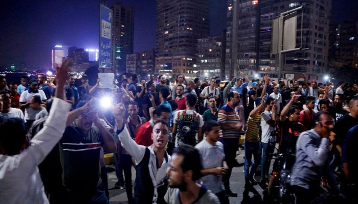إسكات المعارضة في مصر.. احتجاجات جديدة وتكتيكات قديمة
