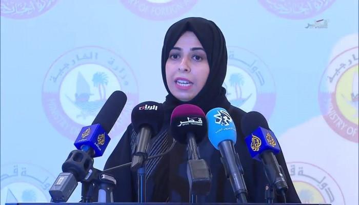 قطر: الخلاف الإيراني العربي ليس طائفيا وندعو لحله عبر الحوار