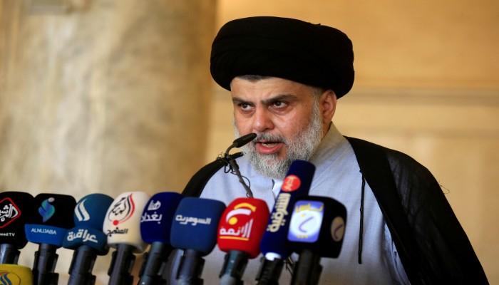 الصدر يدعو أنصاره إلى استئناف الاحتجاجات في العراق الجمعة