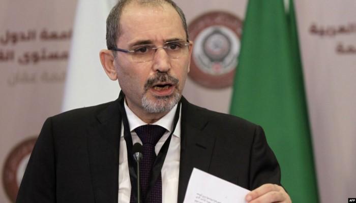 وزير الخارجية الأردني يبحث مع أبوالغيط حل الأزمة السورية