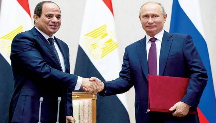 مصادر: مصر ستطلب من روسيا التوسط في ملف سد النهضة