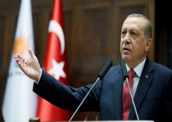 أردوغان يجدد اتهامه لأمريكا وأوروبا بدعم الإرهاب