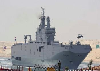 مصر تؤكد امتلاكها قوة الردع لحماية سواحلها ومياها الإقليمية