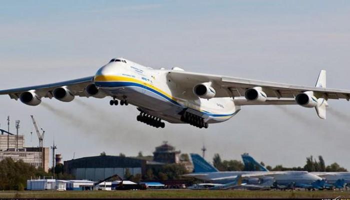 الصين تقترب من الحصول على تقنيات أكبر طائرة شحن في العالم
