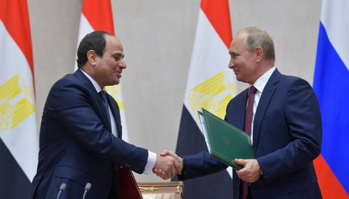 بوتين: قدمنا قرضا لمصر وفق شروط السوق