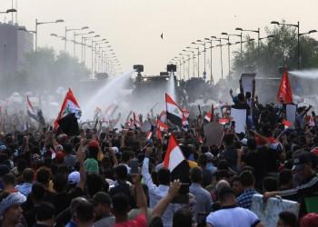 عزل قادة عسكريين لـ7 محافظات بعد مقتل 157 عراقيا خلال الاحتجاجات