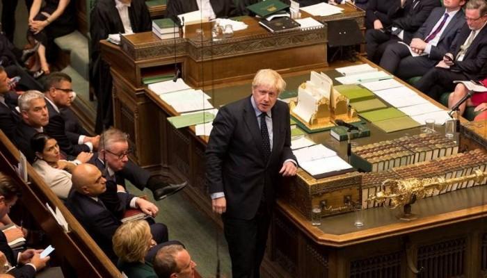البرلمان البريطاني يرفض الجدول الزمني لبريكست.. وجونسون يرد