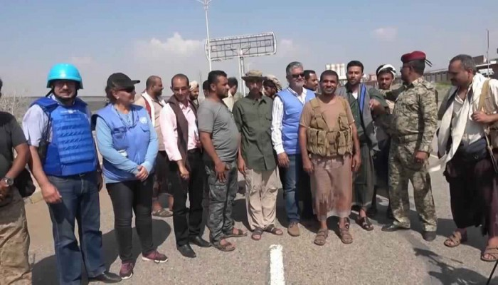 الأمم المتحدة ترحب بإنشاء نقاط مراقبة بالحديدة اليمنية