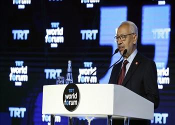 الغنوشي: الإسلام لديه الحلول لمشاكل العرب