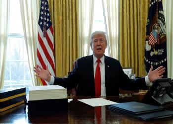 البيت الأبيض يبرئ ترامب من فضيحة أوكرانيا ويهاجم خصومه