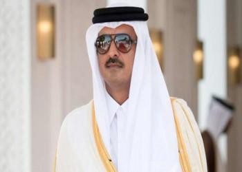إعجاب واسع بفيديو وقوف أمير قطر للنشيد الوطني البحريني