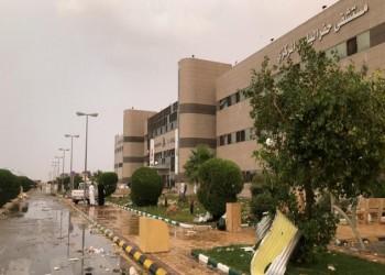 مصرع 7 أشخاص وإصابة 11 آخرين في أمطار حفر الباطن بالسعودية