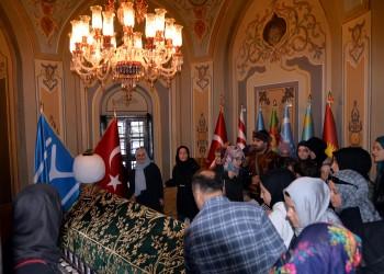 في عيد الجمهورية التركية.. ازدحام كبير على ضريح أرطغرل