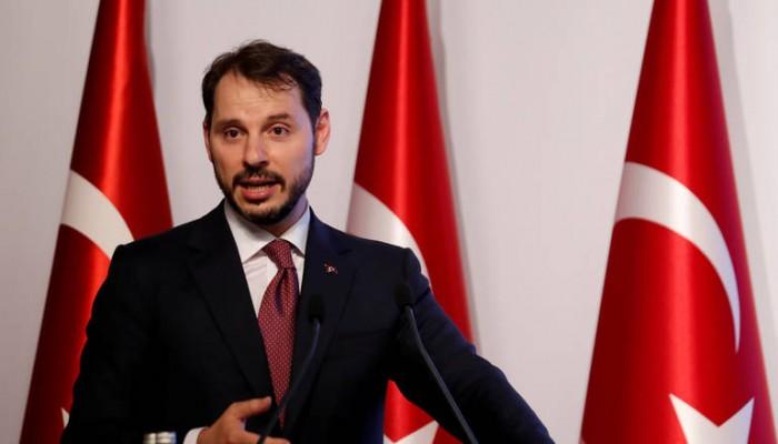 وزير المالية التركي: التضخم سيتراجع إلى ما دون 5%
