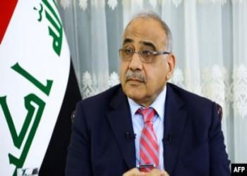 مصادر عراقية: إيران تدخلت لمنع الإطاحة بعادل عبدالمهدي