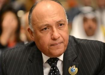 شكري يؤكد تراجع حصة المصريين من المياه 2020