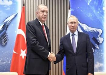 ثاني وفد عسكري روسي في أسبوع يصل إلى تركيا