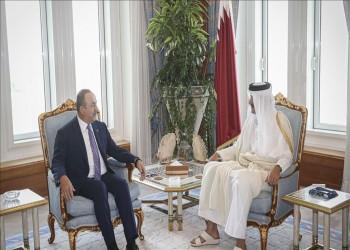 تركيا تشكر قطر على دعم عملية نبع السلام