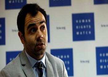 العليا الإسرائيلية تؤيد طرد مسؤول في هيومن رايتس ووتش