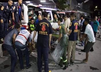 مقتل وإصابة 19 شخصا في هجوم مسلح جنوبي تايلاند